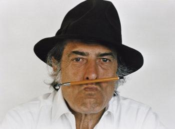 Armando Testa Armando-Testa_Ritratto-con-matita_1980__a-colori
