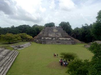 Belize Sito archeologico Haltun Ha