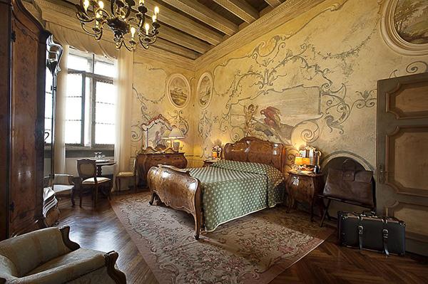 Halloween Castello-Bevilacqua_camere_hotel_castello