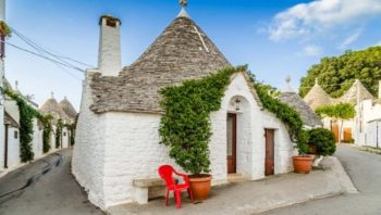 Coast to coast Alberobello