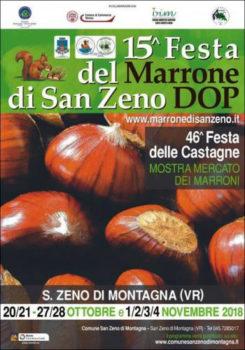 San Zeno Festa castagne