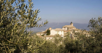 Autunno in Umbria Giano dell'Umbria
