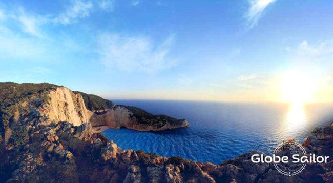 Il Golfo di Saronico a vela con Globesailor