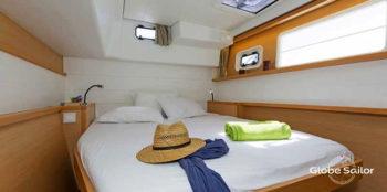 Golfo di Saronico GlobeSeilor-cabina