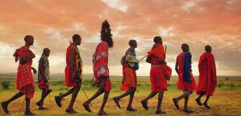 Meraviglie del kenya tribù