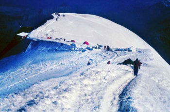 Monte Bianco via Gouter