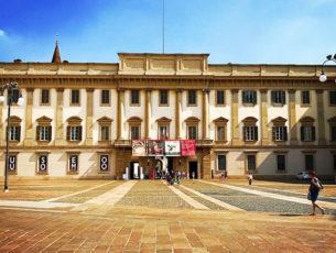 Milano Palazzo Reale