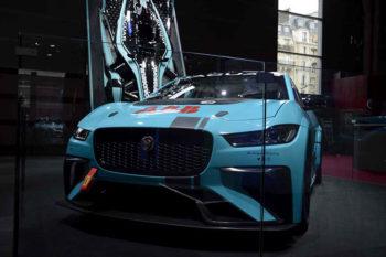 Parigi 2018 Jaguar-i-pace