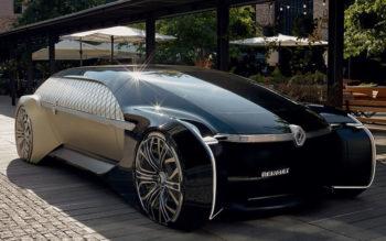 Parigi 2018 Renault-EZ-Concept