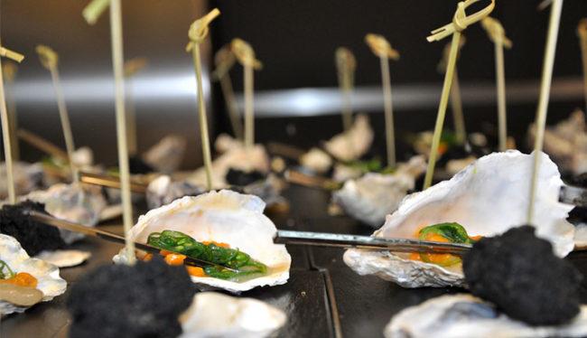 Piatto dello chef Pier Mario Monzeglio (foto: D. Bragaglia © Mondointasca.it)