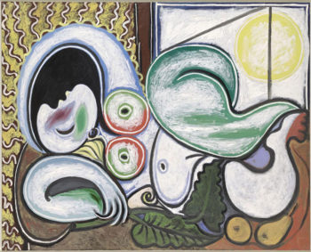 Carrà Picasso Nudo sdraiato