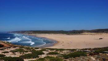 Algarve Portogallo-Praia-Bordeira-a-Aljezur