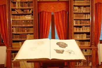 San Servolo biblioteca