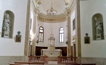 San Servolo la-chiesa