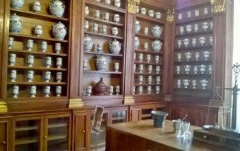 San Servolo sala-farmacia