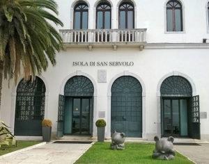 San Servolo tra cultura e museo della follia