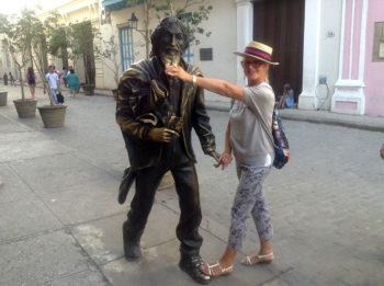 Havana Statua di Josè Maria