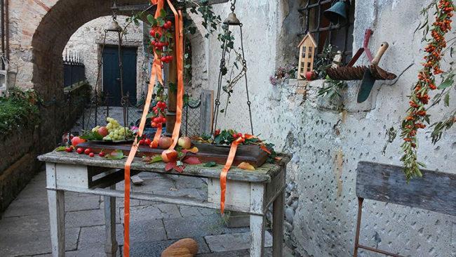 """Borgo di Strassoldo, """"In Autunno Frutti, Acque e Castelli"""""""