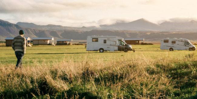 In camper, un modo alternativo per viaggiare