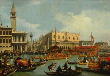 Museo Pushkin Mosca Tiepolo Canaletto Guardi