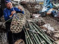 Lavorazione del bambù (Ph: Donatella Penati M.© Mondointasca.it)