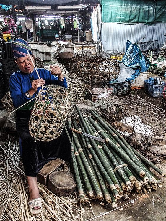 Lavorazione Del Bamb.016 Lavorazione Del Bambu Mondointasca
