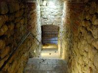Besalú, cripta Sinagoga (foto: P. Ricciardi © Mondointasca.it)