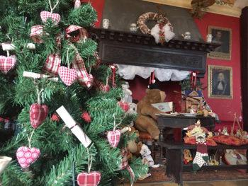 Conti Roero Castello-addobbi-natalizi