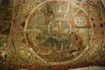 Girona Cattedrale arazzo-della-Creazione