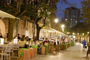 Girona la-rambla