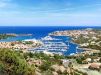 Sardegna, veduta di Porto Cervo