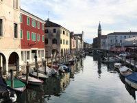 Canal Vena e i bragozzi (foto: Carmen Guerriero © Mondointasca.it)