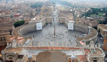 hashtag Roma-Piazza-San-Pietro