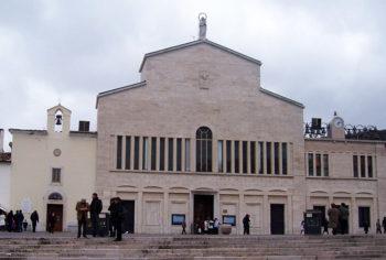 Turismo religioso San-Giovanni-Rotondo-chiesa-madonna-delle-grazie