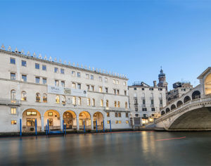 Venezia, Palazzo Fondaco dei Tedeschi