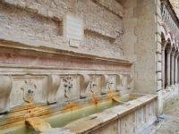 Assisi, fontana Oliviera (foto: C. Guerriero © Mondointasca.it)
