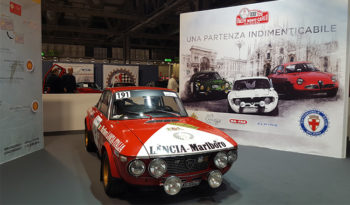 Autoclassica 2018 Rallye Monte-Carlo Historique