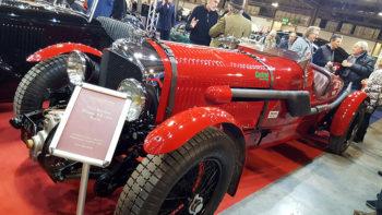 Autoclassica-2018 Bentley Blower 4/8 (foto: P. Gamba © Mondointasca.it)