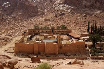 Monastero-di-Santa-Caterina-di-Alessandria Sinai