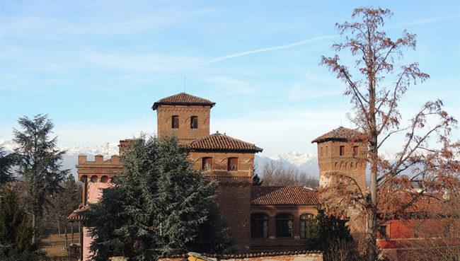 Il castello di Montanaro