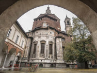 Pavia, il Broletto. cortile interno (foto:©Matteo Marinelli ©Scilla Nascimbene Mondointasca.it)