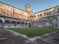 Pavia, Chiostro di San Lanfranco (foto:©Matteo Marinelli ©Scilla Nascimbene Mondointasca.it)