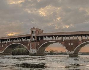 Ponte coperto sul Ticino (foto:©Matteo Marinelli  ©Scilla Nascimbene Mondointasca.it)