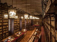 Salone Teresiano della Biblioteca Universitaria di Pavia - MiBAC (foto:©Matteo Marinelli ©Scilla Nascimbene Mondointasca.it)