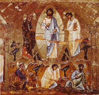 Santa caterina chiesa Transfiguration-of-Christ-Icon