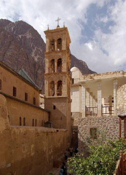 Santa Caterina Sinai-Katharinenkloster