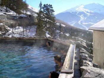 piscine naturali Terme-di-Bormio