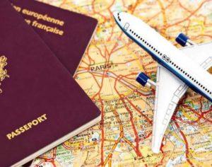 Sette passaporti. Taccuino di viaggi