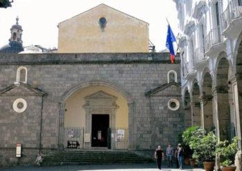 Sant'Anna dei Lombardi Napoli