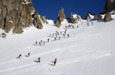 Adamello Ski Raid 2017 pontedilegno-tonale